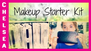 Drugstore Makeup Starter Kit For Beginners!