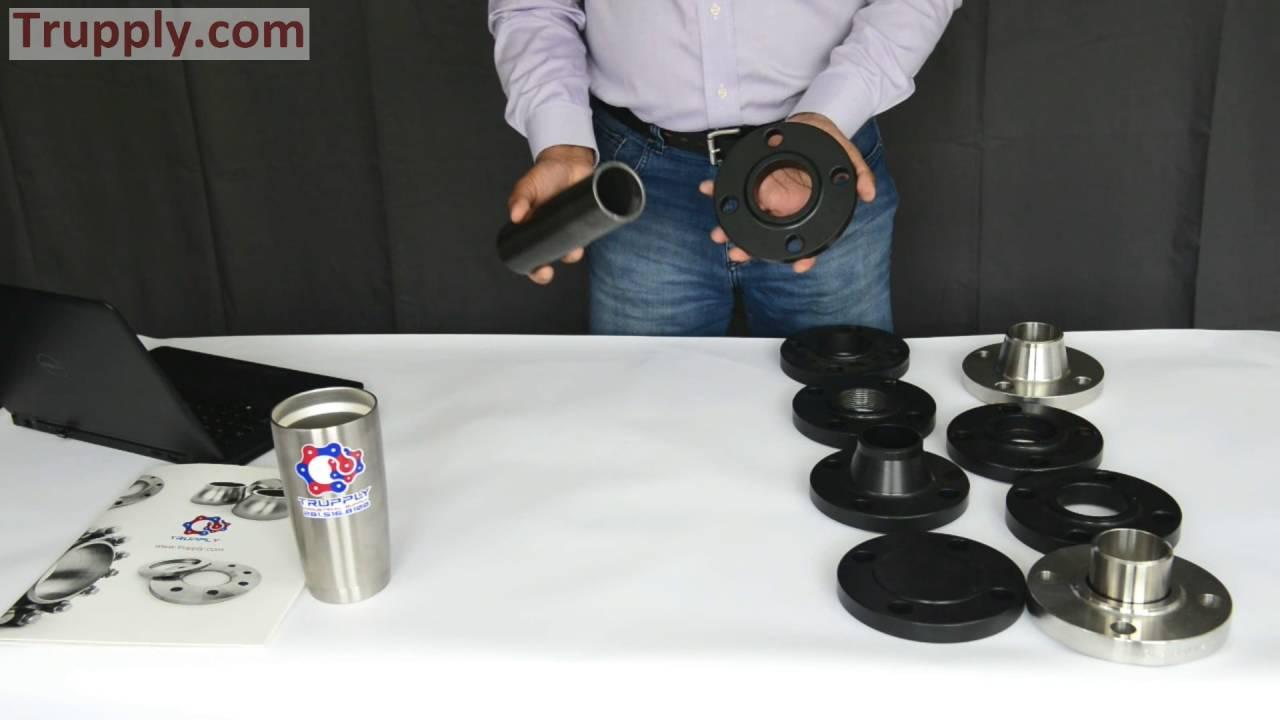 Slip On Flange - Steel Pipe Flange | Trupply