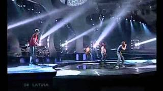Latvia In Eurovision 2000 2013