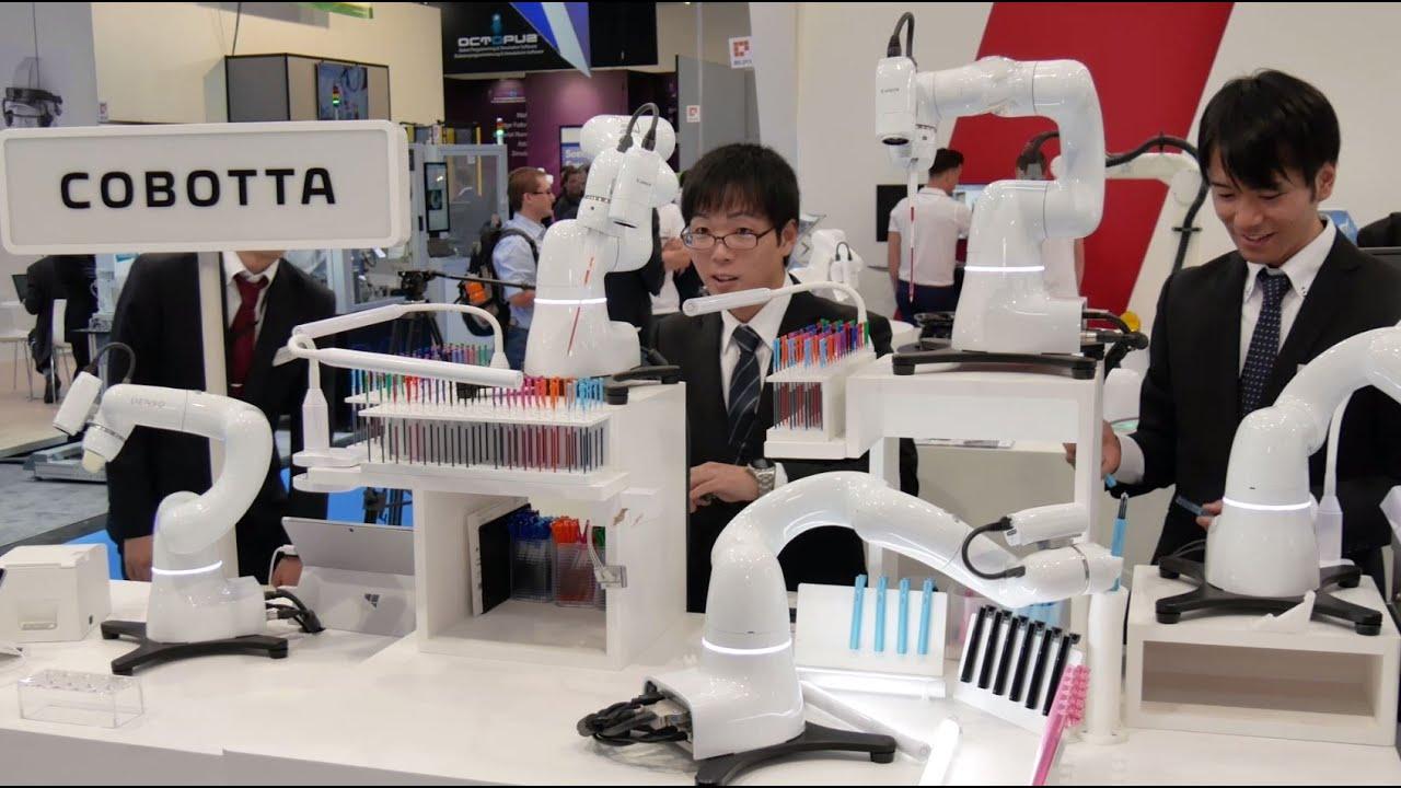 Dendo robot