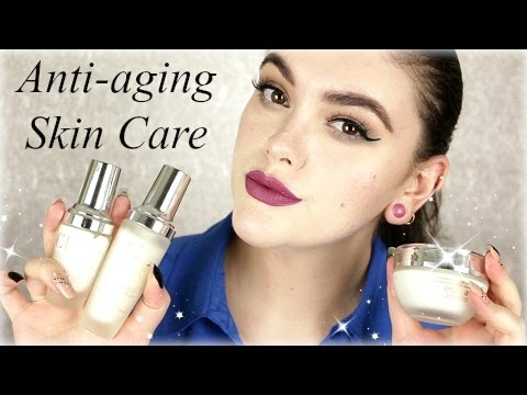 ANTI- AGING Skin Care Review! Charlotte Lacroix