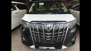 All New Alphard Executive Lounge Kijang Innova Review 3 5 2018 Toyota 2019 By Car Shop