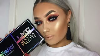 LMD PALETTE!! Tutorial & Review 💄💋