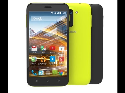 Archos 50c Neon Hard Reset and Forgot Password Recovery, Factory Reset