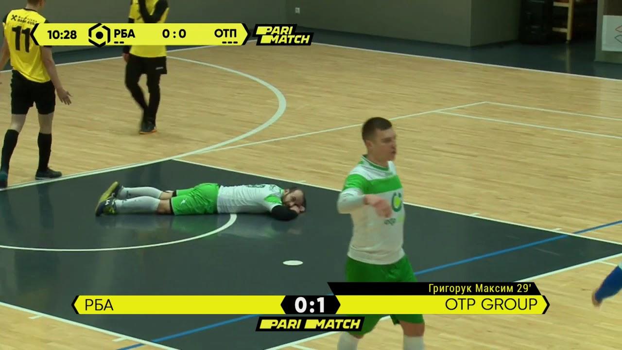 Огляд матчу   Райффайзен Банк Аваль 0 : 3 OTP Group