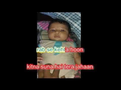 PHIRTA RAHOO DARBADAR 4444MOVIE KARAOKE BY ANUJ