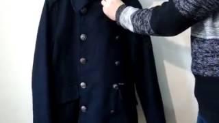 Пальто бушлат Urban Ring Италия Оригинал(, 2016-11-30T10:46:58.000Z)
