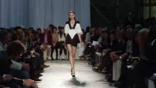 Givenchy, Runway, Fashion Week Spring 2010. ジバンシィ2010春夏.