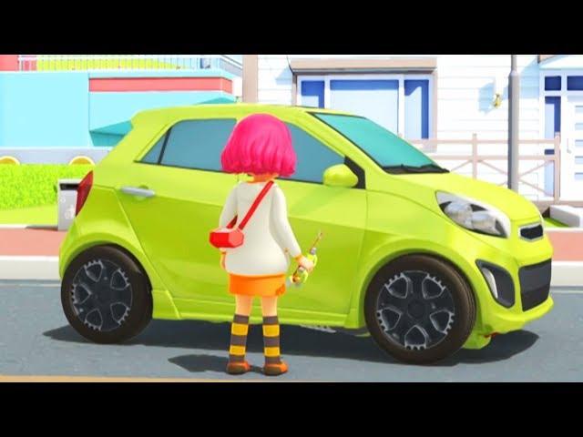 Тоботы новые серии - 21 Серия 2 сезон - мультики про роботов трансформеров [HD]