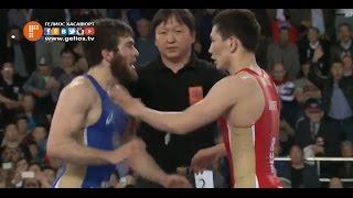 Сборная Дагестана снялась с чемпионата России