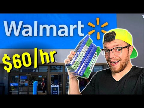 How I Made $60/Hour Buying Video Games at Walmart (Retail Arbitrage)