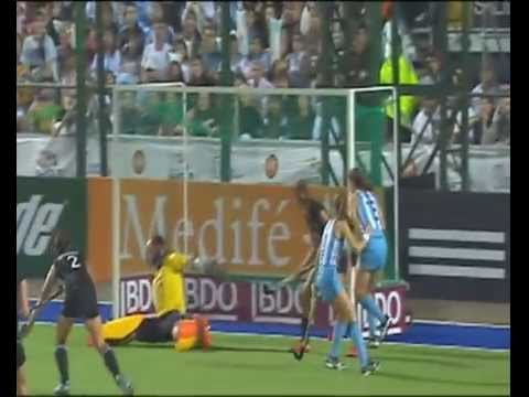 Luciana Aymar (ARG) - FIH Women's Player of the Year 2010