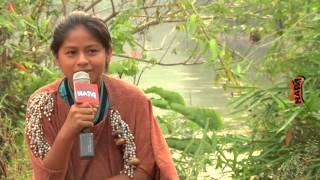 Katia y su maravillosa cultura ashaninka