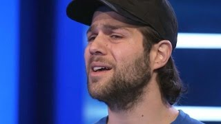 Danser Pasquale zingt Cher - IDOLS