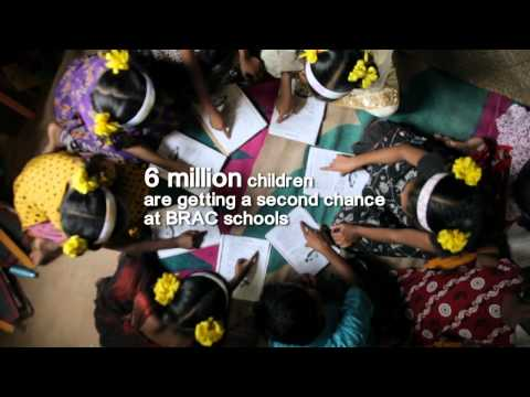 BRAC - the largest NGO in the developing world