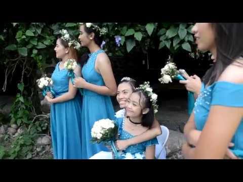 KathNeil Wedding Behind the Scenes