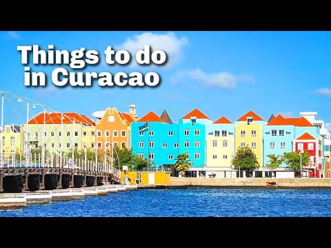 The Best Things to do in Curacao   Curacao Travel Guide 4K