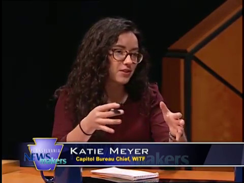 Pennsylvania Newsmakers 5/7/17: Journalists on the Budget, and 2018 Elections