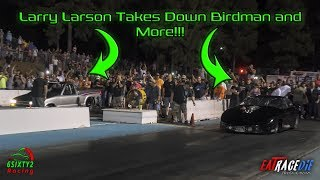 Larry Larson Takes Down Kye Kelly, Birdman and More For Big Tire Win 4k video