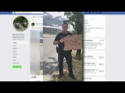 The Wake Up Show - Monroe Police Are Discouraging Giving Money to Panhandlers...