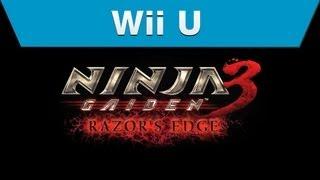 Wii U - Ninja Gaiden 3: Razor