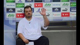 Василий Уткин про сборную Станислава Черчесова