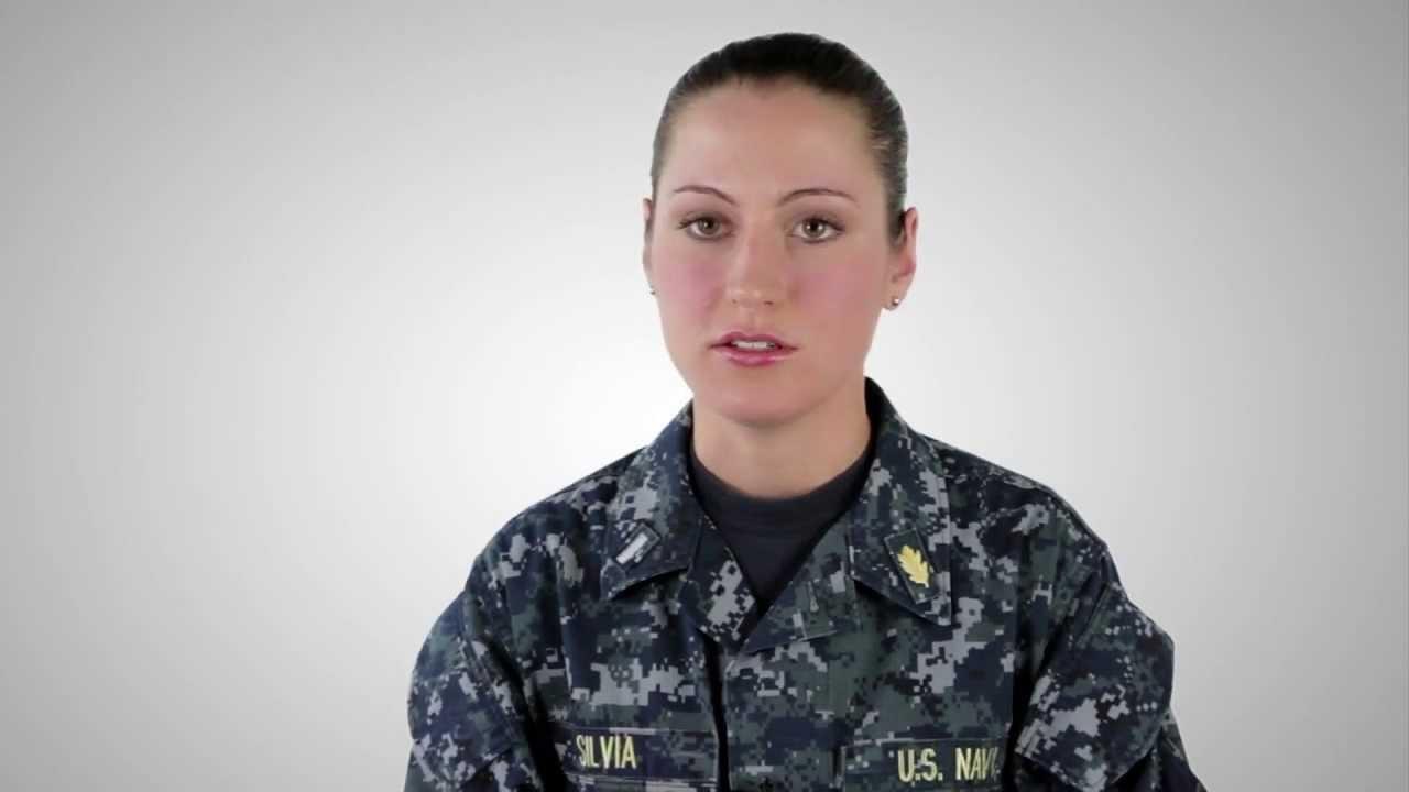 cae39a94211 Officer Development School -- Lieutenant Junior Grade Caroline Silvia -  YouTube