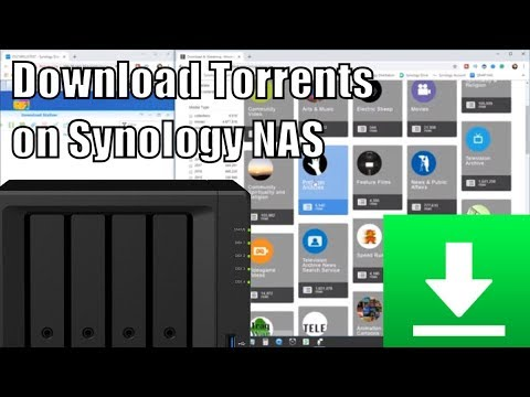 How to Download Torrents on your Synology NAS