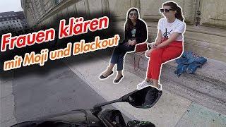 Frauen klären mit Moji und Blackout - Drift Vlog