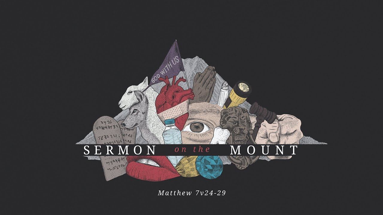 Sermon On The Mount Pt 14 | Words and Action Cover Image