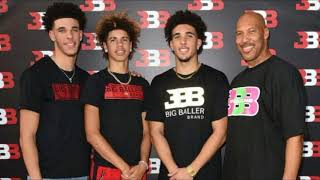 Lavar Ball says Lonzo will leave Lakers if they don't sign his other sons
