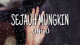 Download Lirik Sejauh Mungkin - Ungu | Acoustic Cover
