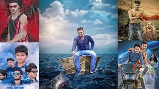 Adventure Photo Editing PicsArt//PicsArt Heavy Manipulation Editing//Picsart Editing 2018