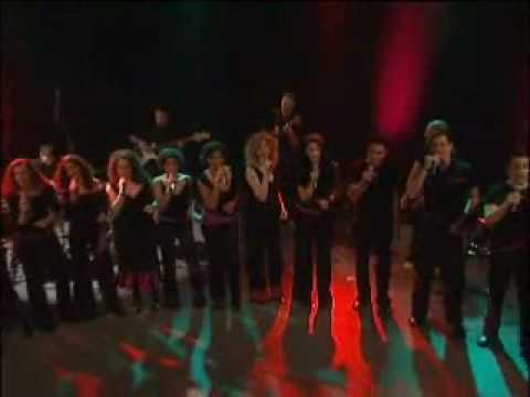 Up Above My Head - Iris & Ofer Portugaly's Gospel Choir