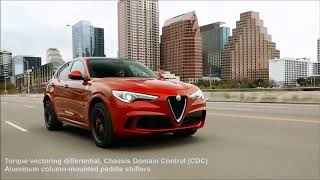 2018 Alfa Romeo Stelvio Quadrifoglio - Perfect SUV!!