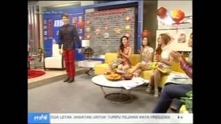 【KIF 陈军凯】Malaysia Hari Ini 新年特备 - KIF 表演 Jazz 版《贺新年》