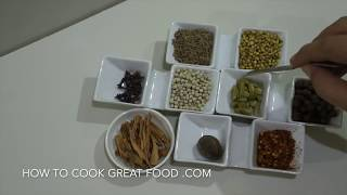 Baharat Spice Blend Recipe - هارات Middle Eastern Cooking