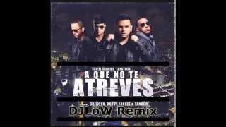 Tito El Bambino ft Daddy Yankee & Yandel - A que no te atreves (DJLoW Ceuta Remix)
