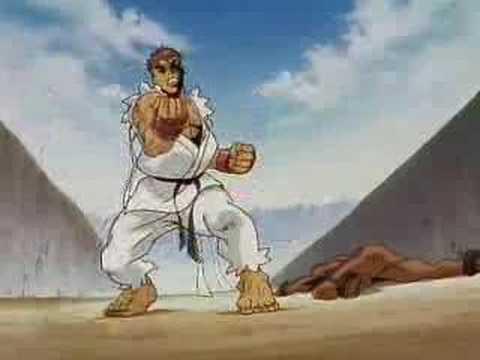 Street Fighter Zero - Ash Kung Fu (AMV)