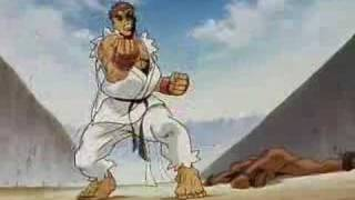 Street Fighter Zero - Ash Kung Fu (AMV)
