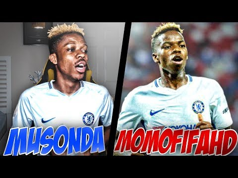 My Twin Brother Plays For Chelsea? (THE TRUTH)