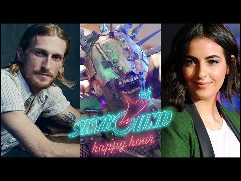 THE GOVERNOR: Walking Dead Cocktail w Alanna Masterson & Austin Amelio