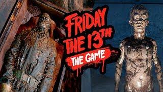 JASON DE NIÑO y Resucito a JASON en su TUMBA!! | Viernes 13 | Friday the 13th