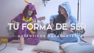 Tu forma de ser (Me volvió loco) / Auténticos Decadentes / COVER / Griss Romero