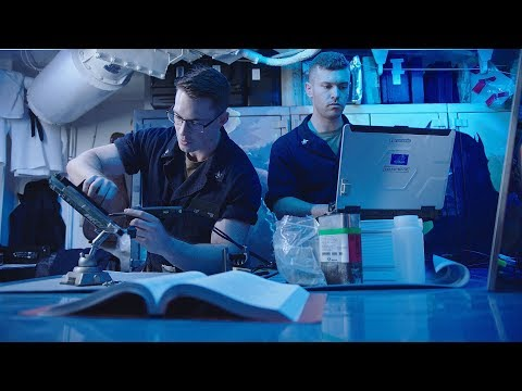 Navy Electronics Technician Nuclear – ETN