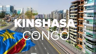 DR Congo's Capital Kinshasa. The Largest, Most Dev...