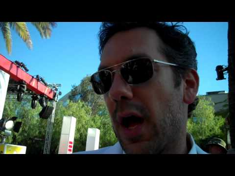 """""""The Hangover"""" director Todd Phillips at the 2010 MTV Movie Awards"""