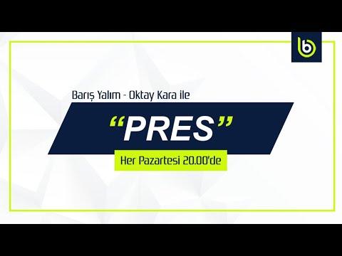 Pres   Bursaspor'un gündemi   Canlı Yayın