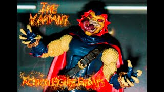 Action Figure Fridays Season 4 Episode 10 -  Spider-Wave and a Demogoblin BAF