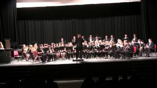 Spring Concert 2014: Invincible Eagle (Symphonic Band)